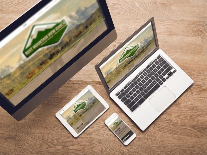 Ranch Website Design