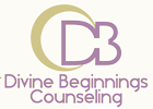 Divine Beginnings Counseling Logo