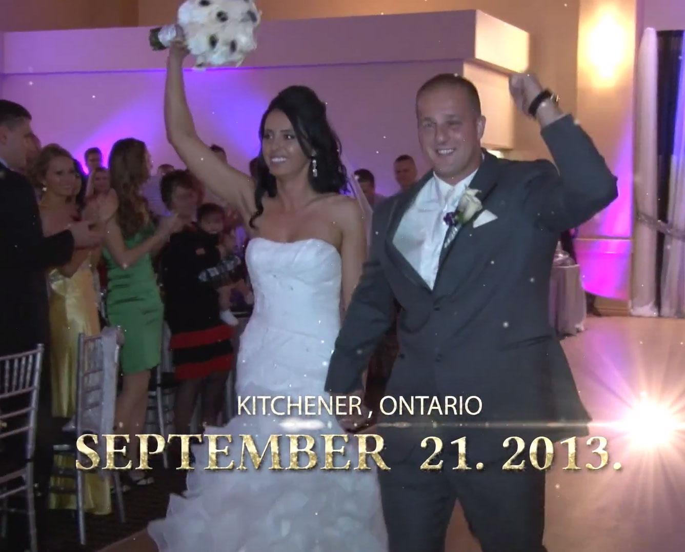 Danijela & Zelimir Wedding