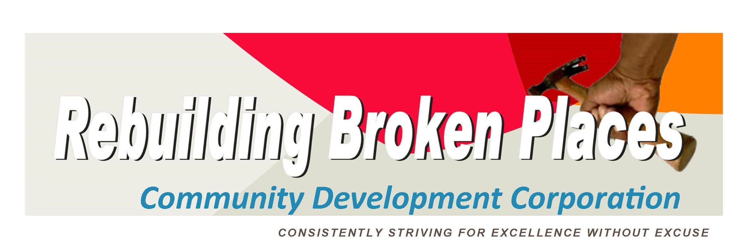 REBUILDING BROKEN PLACES CDC