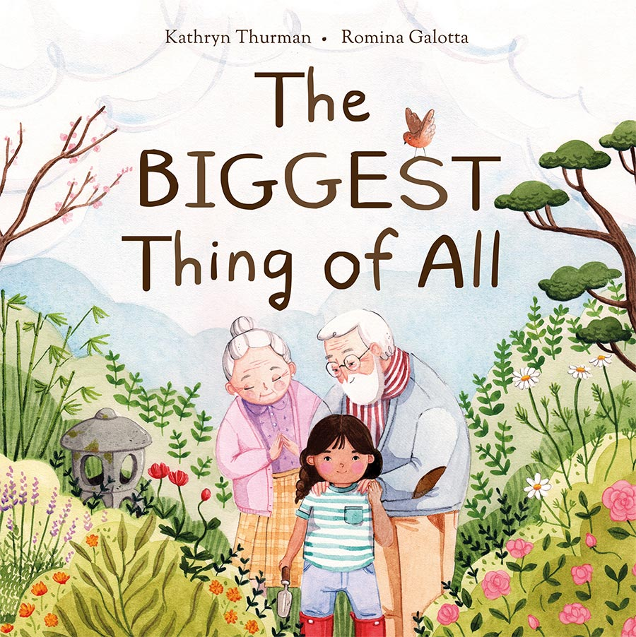 The Biggest Thing of All, Kathryn Thurman