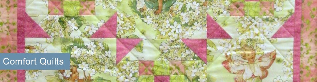 NBQA Comfort quilts