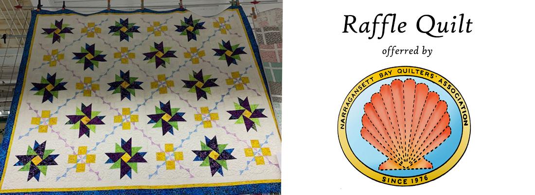 2020 NBQA Raffle quilt