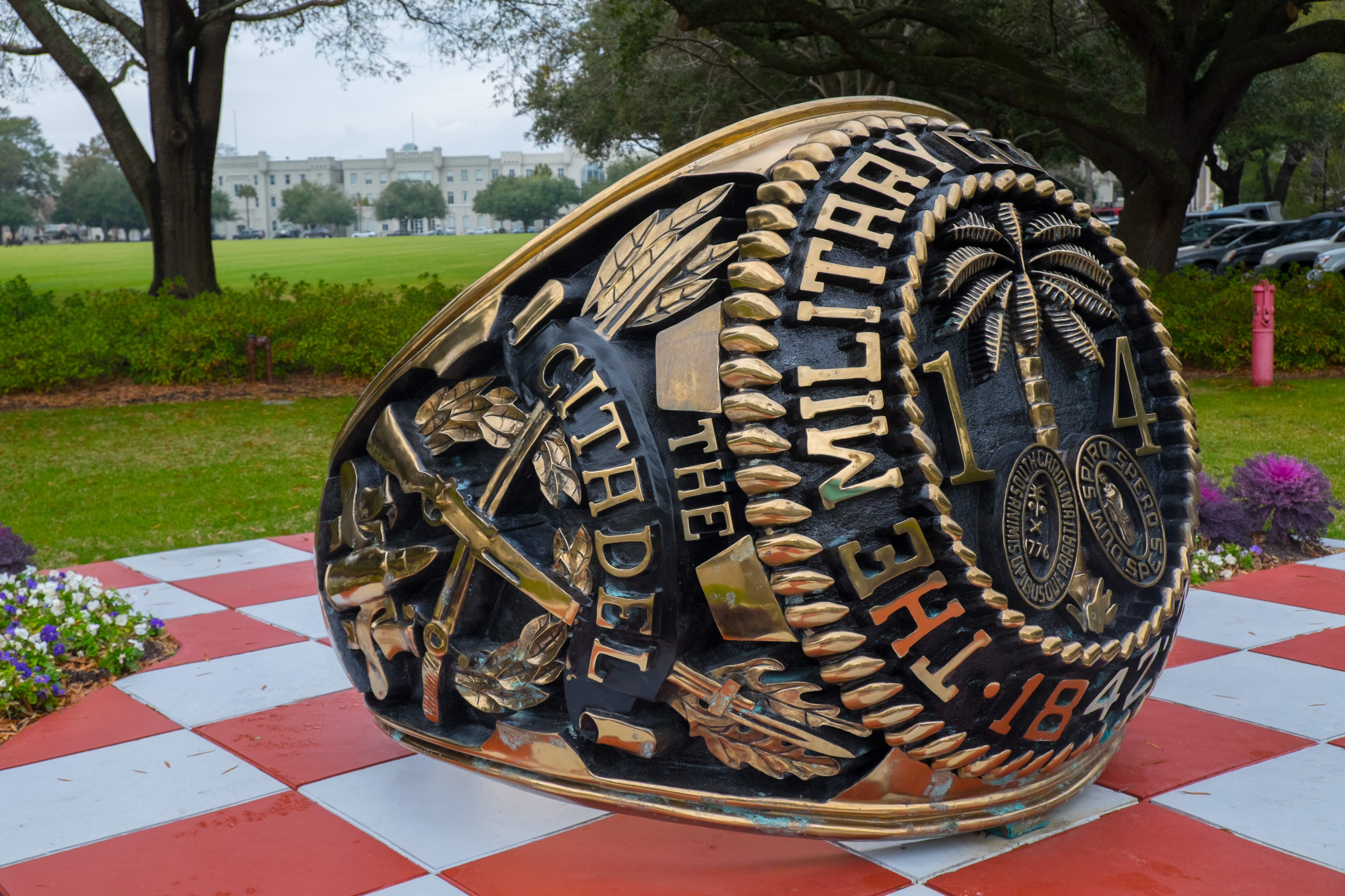 Photographing The Citadel's Ring Day Weekend
