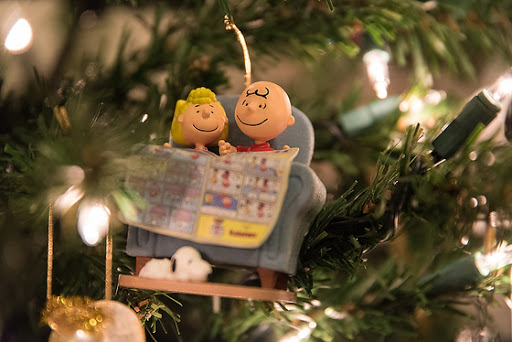 Shooting ornaments on Christmas tree with Nikon D750 and Sigma 35mm ƒ/1.4 DG Art, Sigma 24-105mm f/4 DG OS HSM Art Lens