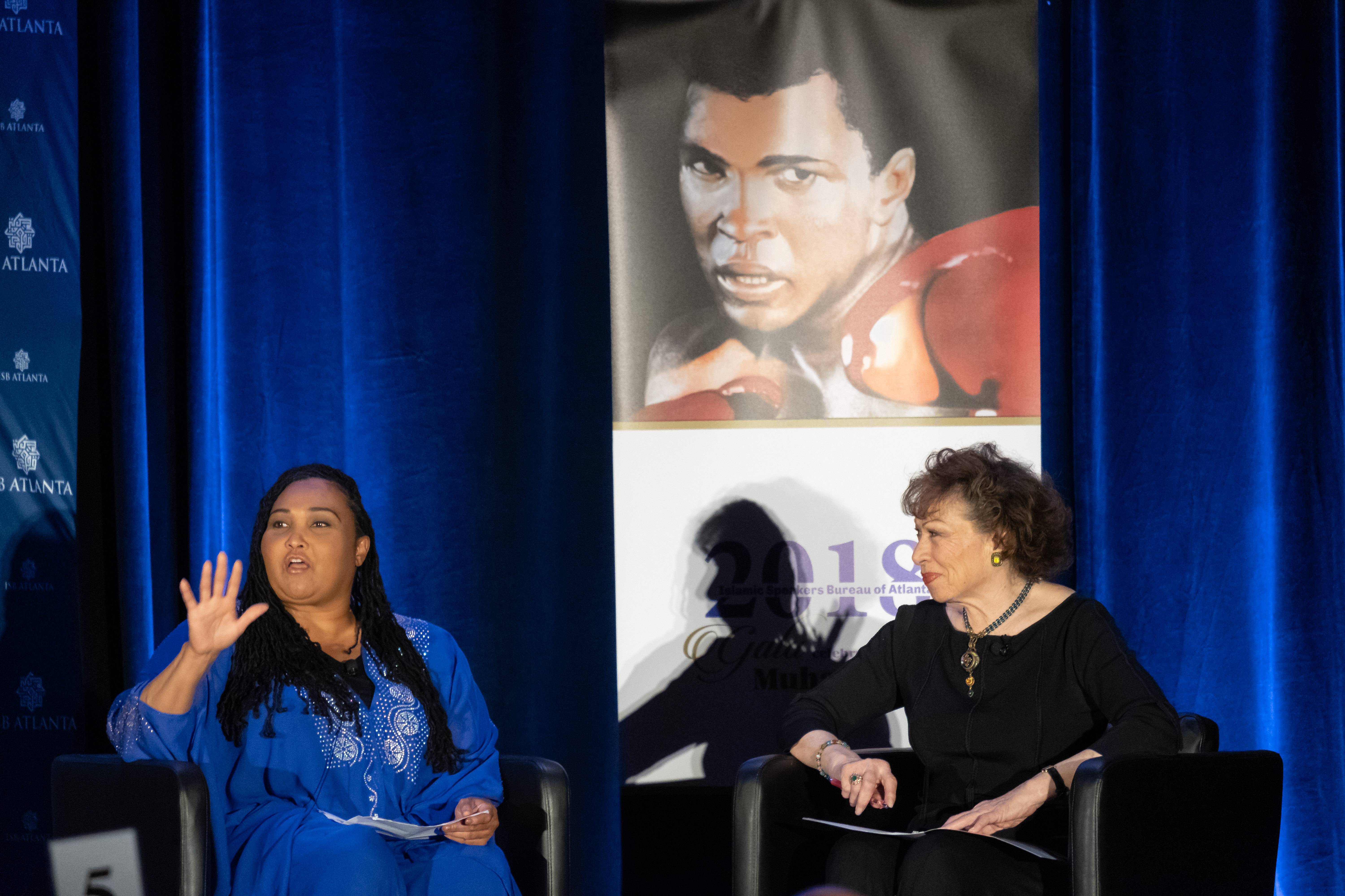 Tips from covering event to celebrate Mohammad Ali