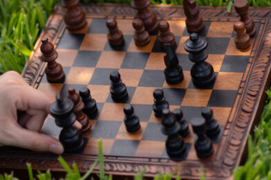Are You Playing Chess or Checkers?