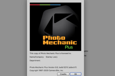 Speed up your workflow with Photo Mechanic Plus