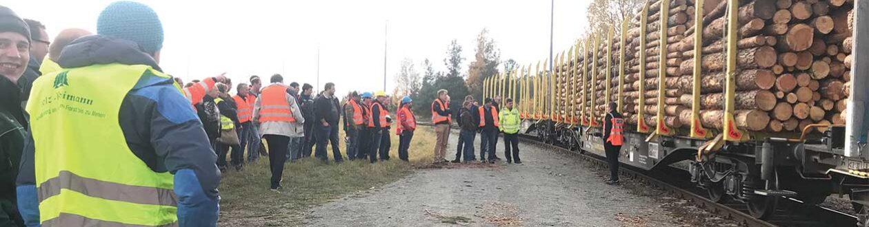 Mercer Holz loader training