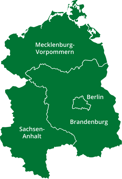Eastern region of Germany and Mercer Holz operations