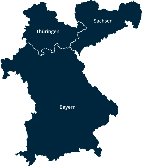 Southern region of Germany and Mercer Holz operations