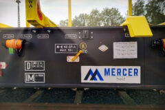 Automatic weight control for the LoadMonitor system on Mercer Holz train cars (Source: PJM)