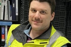 Devin Kelly, Operations Specialist for Mercer Celgar's machine room, Pulp and Paper Canada Top 10 Under 40 2021 recipient