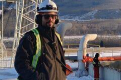 Leonardo Gomez, Project Coordinator at Mercer Peace River, Pulp and Paper Canada Top 10 Under 40 recipient