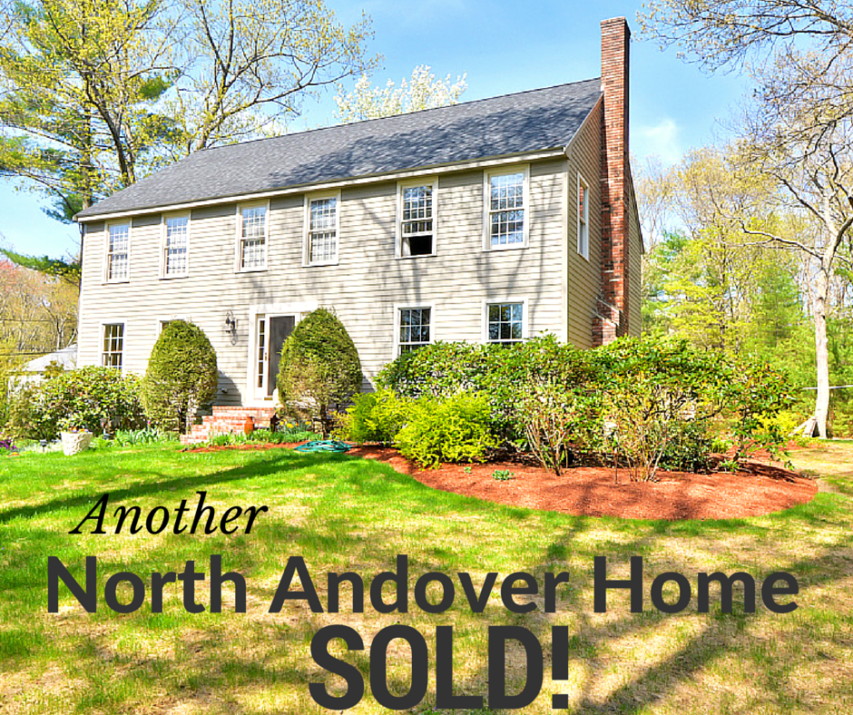1276 Salem St North Andover MA SOLD