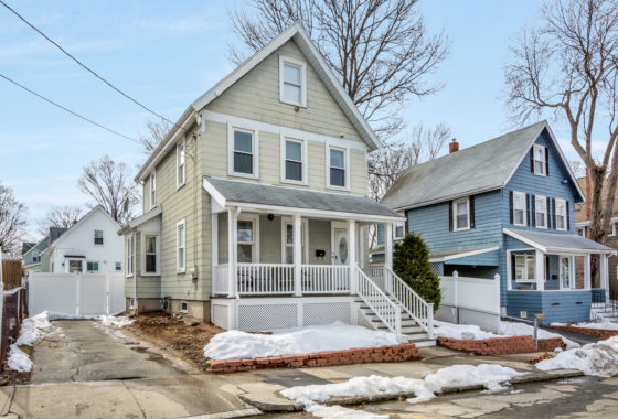 Malden Colonial for Sale & Open House