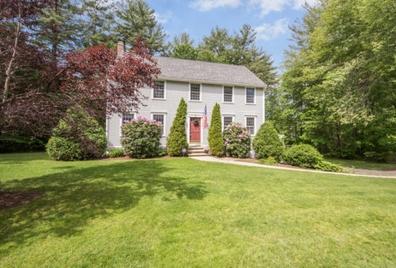 Haverhill 4 Bed Colonial For Sale