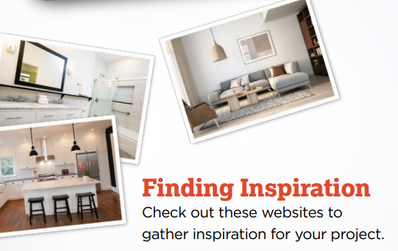 Finding Inspiration for Home Rennovations