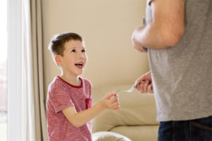 Parenting, bribing, incentives
