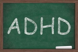 ADHD blackboard