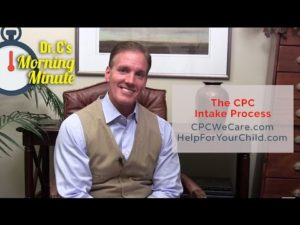The CPC Intake Process - Dr. C's Morning Minute 114