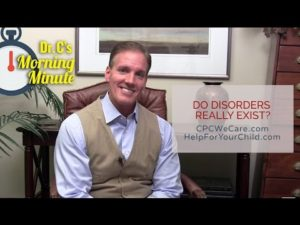 Do Disorders Really Exist?  - Dr. C's Morning Minute 169