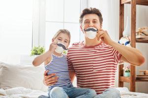 Laughter is Best Medicine Parenting Tips