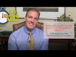 Similarities Between Self-Stimulatory Behaviors and OCD:  Dr  C's Morning Minute 164