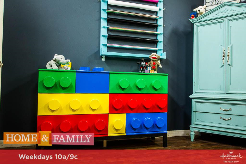 A DIY Dresser Your Kids Will Never Want to Get Rid Of