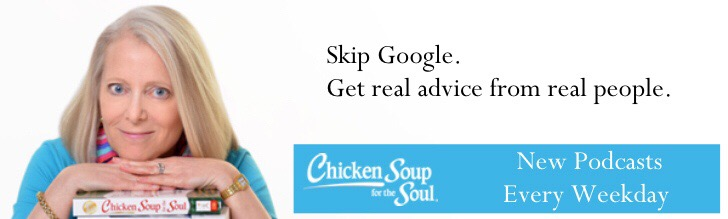 Chicken Soup for the Soul Friend Friday Podcast Interview
