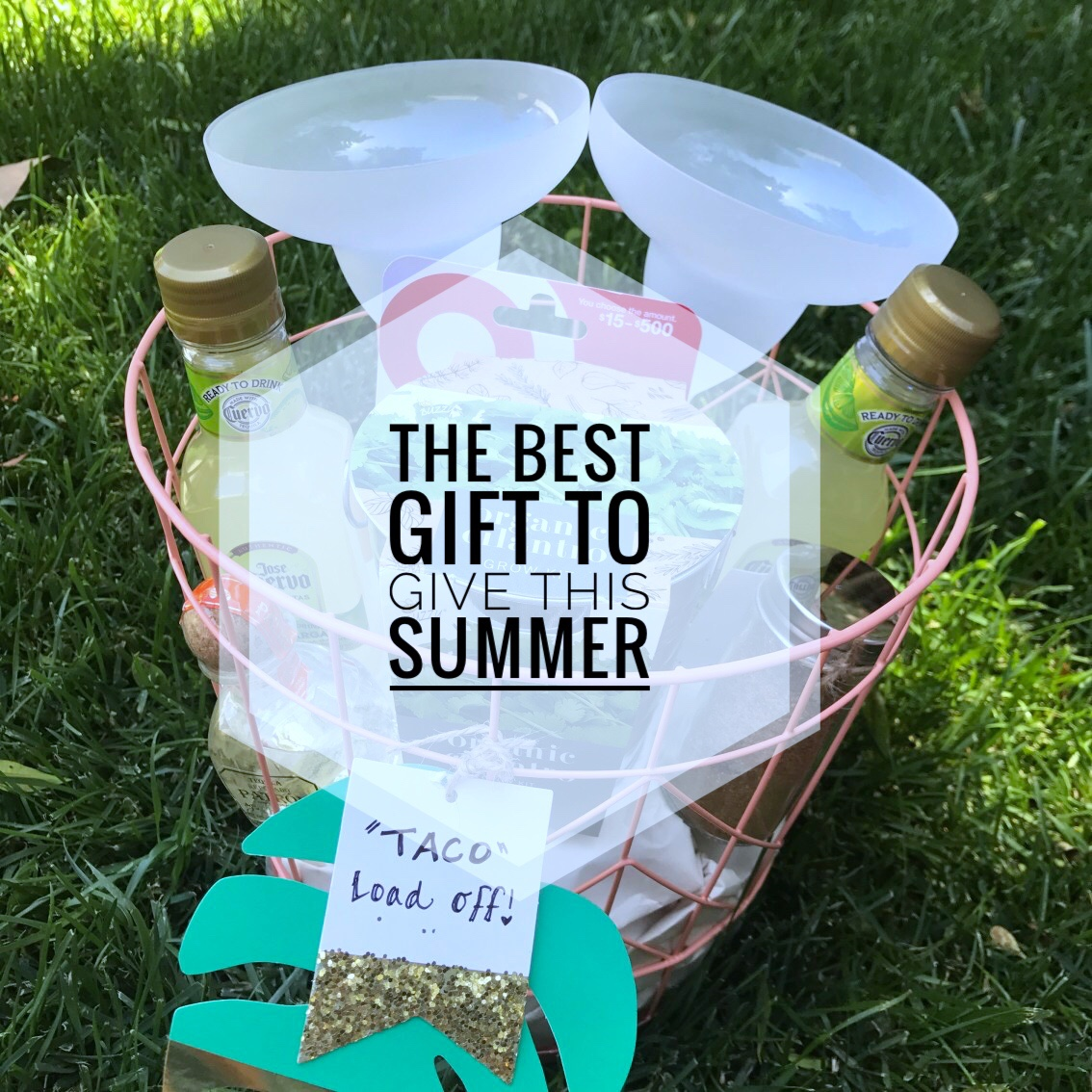 The Best Gift to Give this Summer (I promise).