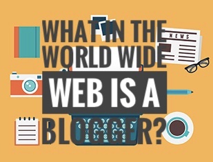 What in the World Wide Web is a Blogger?