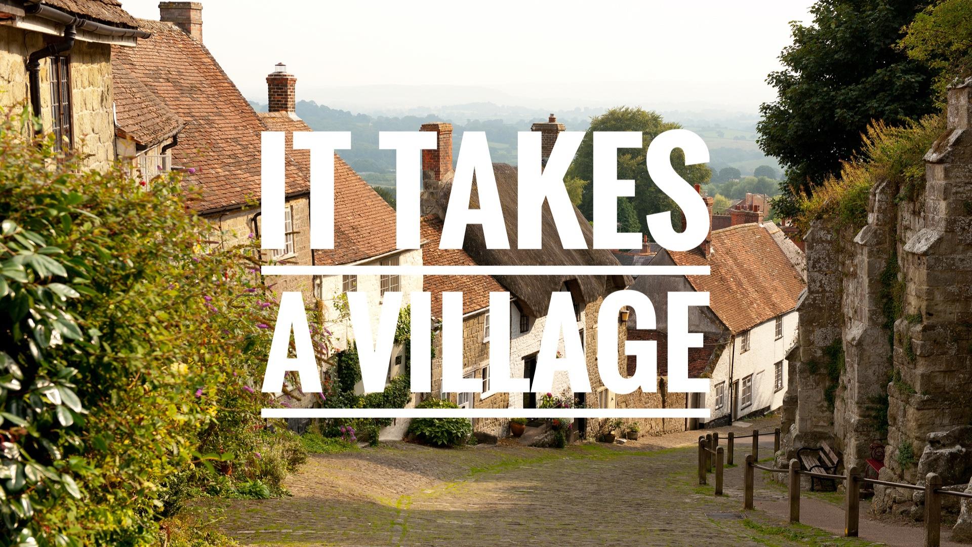 It Takes a Village (ExMoShow piece #3)
