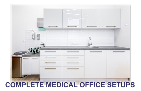Complete Medical Office Setups from Medical and Science Depot