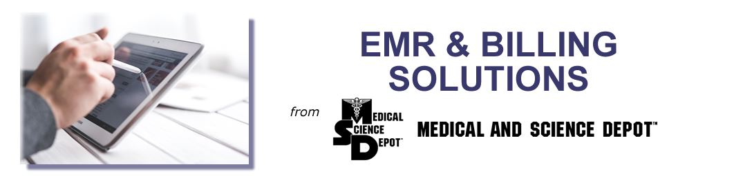 EMR and Billing Solutions from Medical and Science Depot