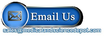 Email Medical and Science Depot at sales@medicalandsciencedepot.com