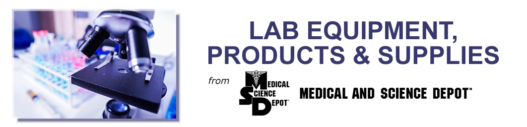 Lab Equipment, Products and Supplies from Medical and Science Depot