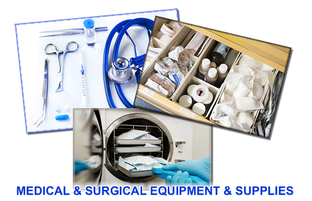 Medical and Surgical Equipment & Supplies from Medical and Science Depot