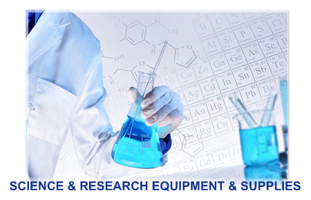 Science and Research Equipment and Supplies from Medical and Science Depot