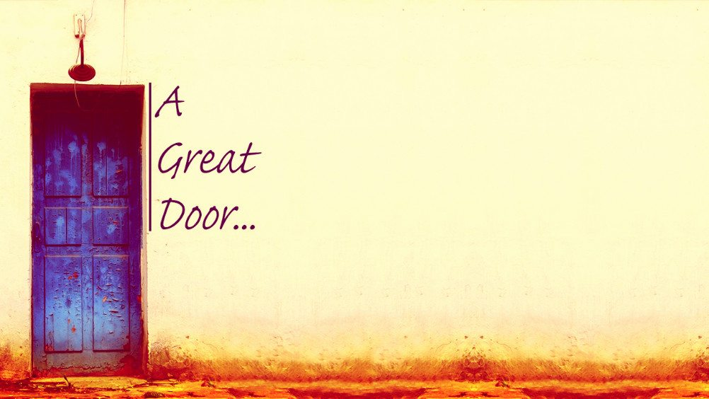 A Great Door
