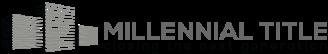 Millennial Title Company – Tampa, FL – Louisville, KY Logo