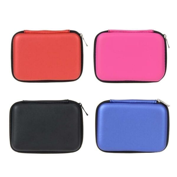 Colorful Travel case