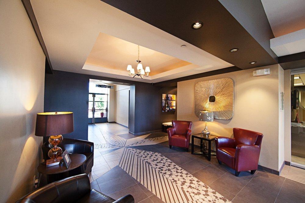 Scottsdale Lux Lobby