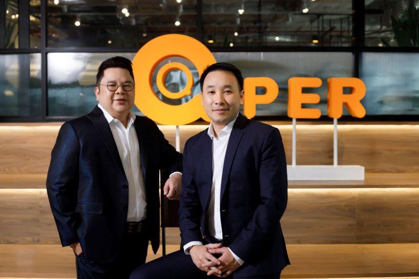 สุดยอด!! QPER แอพพลิเคชั่นที่ช่วยให้หางานให้ทำตลอดเวลา และได้เงินจริง ๆ วงการไอที โปรแกรมใหม่ แอพQPER แอพหางาน
