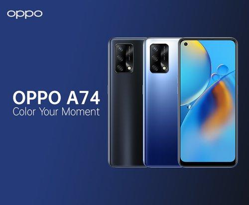 เปิดตัวน้องใหม่ OPPO A74 สมาร์ทโฟนสเปคสูง ราคาสบายกระเป๋า วงการไอที โปรแกรมใหม่ แนะนำแอพ รีวิวโทรศัพท์ OPPO OPPOA74