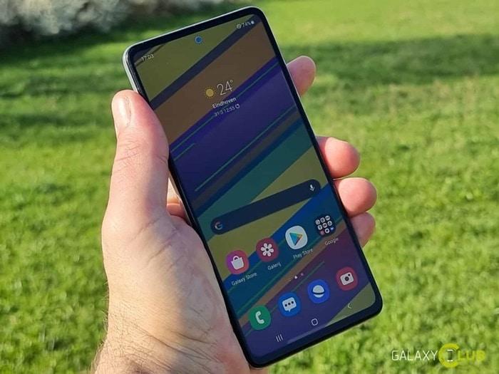 เปิดตัวสมาร์ทโฟนรุ่นล่าสุดอย่าง Samsung Galaxy A52s มาพร้อมกล้อง 64 ล้านพิกเซล วงการไอทีโปรแกรมใหม่ แนะนำแอพ Samsung SamsungGalaxyA52s