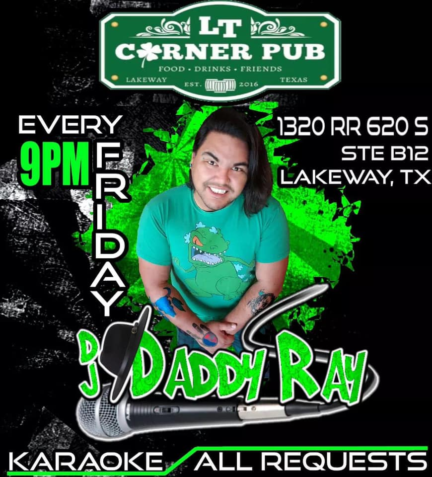 Karaoke with DJ Daddy Ray