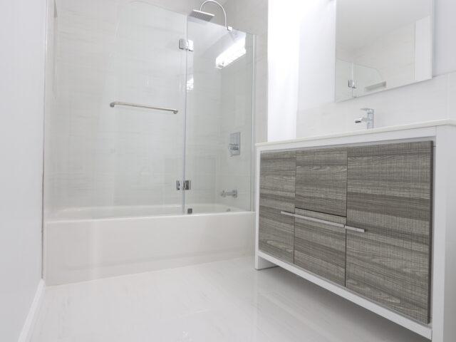 bathroom project edgewater