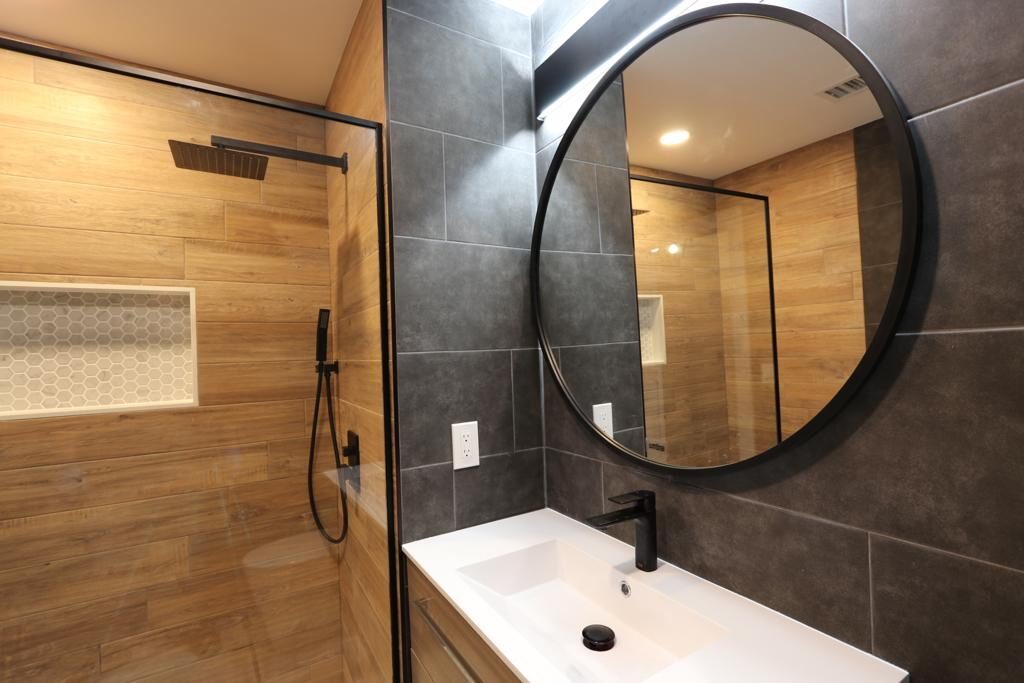 Bathroom Renovation DEO