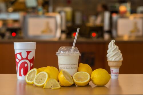 Chick-fil-A: Frosted Lemonade